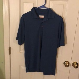 Adult Small Blue Polo